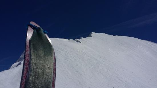la magie du ski de randonnée...
