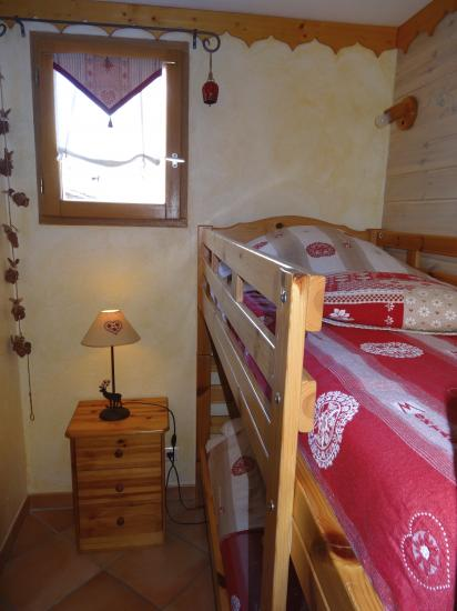 chambre avec lits doubles