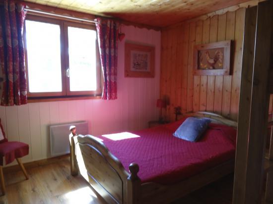 chambre avec 4 couchages
